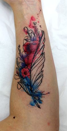 1000 images about watercolor on pinterest watercolor for Kati vaughn tattoo