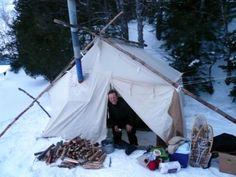 winter camping trip  www.aaa.com/travel