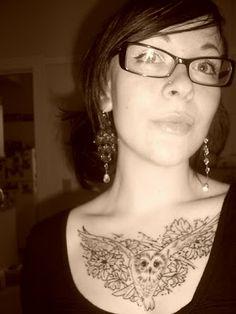Tatuagens de Coruja - Significado + Imagens ~ Dinho Tattoo
