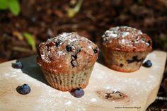 Muffiny z borówką amerykańską   andrasz-kulinarnie