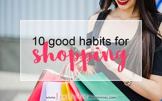 Happy new year guys! And happy first post of 2018. With so much shopping done for Christmas and NY, these are what I do to ensure shopping fits into a healthy lifestyle.