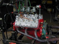 1949-53 Ford Flathead V-8 Engine - Had one of these in my first ride, a 1940 Ford 2 Door Sedan.  Fun car!