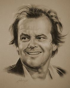 Its pretty amazing how much talent some people have with just a pencil and paper. These beautiful celebrity sketches come to us from a 35 year old Polish artist that goes by krzysztof20d on deviantART.