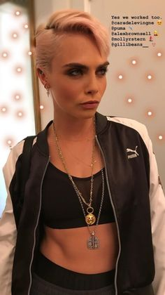 Cara Delevingne 2018, Cara Delevingne Photoshoot, Cara Delevingne Style, Poppy Delevingne, Pixie Outfit, Androgynous Women, Looks Street Style, Flawless Beauty, Kendall Jenner Style