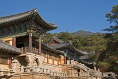 Gulguksa Temple, South Korea