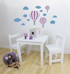 Wallsticker luftballon