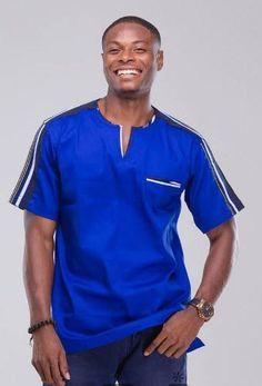 Dashiki chemise chemise africaine African par AfricaBlooms