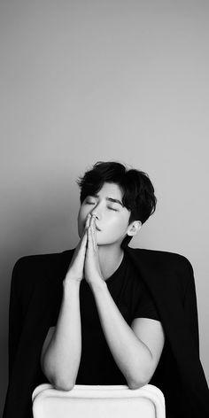 My day ends with you. Good night half of the world people! Korean Celebrities, Korean Actors, Asian Actors, Lee Jong Suk Wallpaper, Lee Jong Suk Cute, Kang Chul, Choi Jin, Han Hyo Joo, Kim Woo Bin