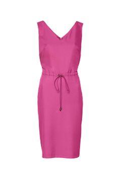 Sukienka w odcieniu fuksji ARYTON wiosna-lato 2014