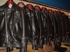 Lewis Leather jackets