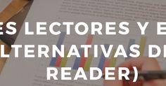 Mejores Lectores y Editores de PDF