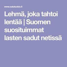 Creative Kids, Finland, Fairy Tales, Literature, Education, School, Kissa, Alphabet, History