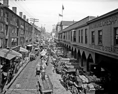Old Photos of Baltimore MD | Vintage Photos