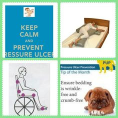 Pressure Ulcer ... it can be prevented!