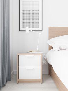 White. Ikea. Minimal. on Behance
