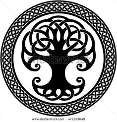 Celtic Tree Stock Images, Royalty-Free Images & Vectors | Shutterstock