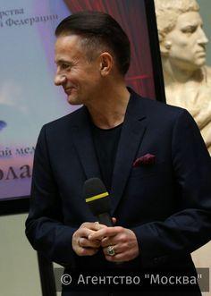 Oleg Menshikov...