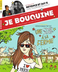 Je Bouquine n°367, septembre 2014, Une star à la ferme