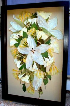 ramo con liliums