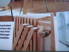 Aka zamaskovať radiátor? - - Iné zariaďovanie Outdoor Furniture, Decor, Radiators, Table, Outdoor Decor, Chair, Outdoor Chairs, Furniture, Home Decor