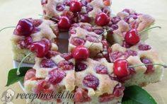 Ovocný koláč lenivej gazdinej: Stačí len všetko zmiešať a upiecť !