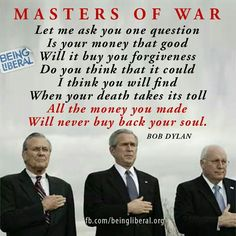 WAR PROFITEERS AND WAR CRIMINALS