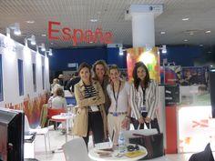 En el stand Cinema from Spain en el Marche du Film de Cannes