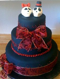 Rockabilly Wedding Cakes! Part2