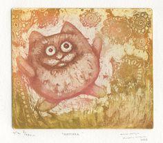 Anna-Maija Mattila-Selin, etching, aquatint and softground Instagram @annamaijam Intaglio Printmaking, Anna, Artist, Painting, Instagram, Artists, Painting Art, Paintings, Painted Canvas