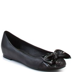 Erna - Black Glitter, Pour La Victoire, $147.04 FREE 2nd Day Shipping!