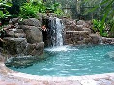 backyard inground pools - Google Search