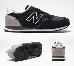 NEW BALANCE Womens U420 Nylon Trainer | Black | Footasylum  http://www.footasylum.com/new-balance-womens-u420-nylon-trainer-076027/