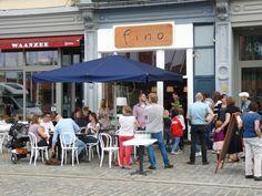 Fino - Sint-Aldegondiskaai 50, 2000 Antwerpen (Tel: 0468 17 29 00)