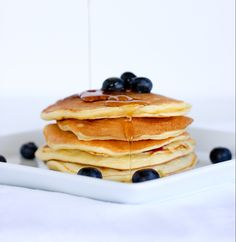 Protein-Packed Pancakes ‹ Hello Healthy
