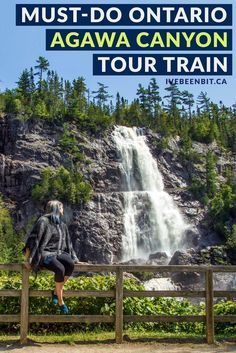 This is one day trip from Sault Ste Marie you won't want to miss. Travel to the heart of Northern Ontario with an epic full-day excursion on the Agawa Canyon Tour Train. The majestic views will take your breath away! One Day Trip, Day Trips, Canada Travel, Travel Usa, Solo Travel, Quebec, Montreal, Places To Travel, Places To Go