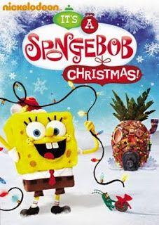Cover image for Spongebob Squarepants. It's a Spongebob Christmas Christmas Movies, Christmas Holidays, Christmas Ornaments, Holiday Movies, Christmas Stuff, Merry Christmas, Vintage Christmas, Christmas Classics, Christmas Cartoons
