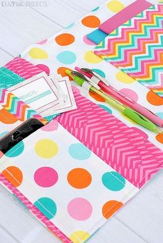 On The Go Organizer || Crazy Little Projects