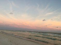 Sunset @ Panama City Beach - July 2016
