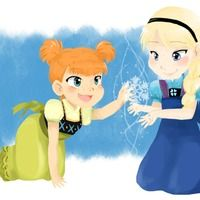 Do You Wanna Build A Snowman? (Anna and Elsa's Response)