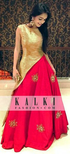 indian fashion Kurtis -- Press VISIT link above for more options Indian Attire, Indian Wear, Indian Outfits, Lehenga Designs, Mode Bollywood, Party Kleidung, Pakistani Dresses, Indian Wedding Dresses, Party Wear Indian Dresses
