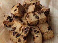 「自家製酵母のレーズンスコーン」leromarin   お菓子・パンのレシピや作り方【corecle*コレクル】