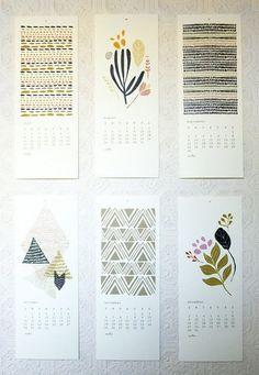 calendar art design - Buscar con Google
