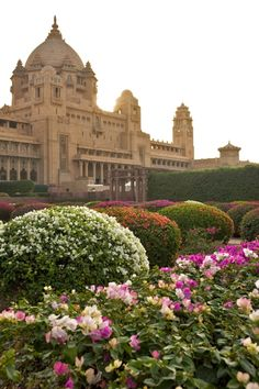 Guests staying in Umaid Bhawan Palace Jodhpur will consider the experience similar to staying in a palace.