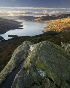 Loch Katrine, The Trossachs, Scotland