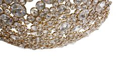 #chandelier #lighting room decor ideas, modern living room, living room ideas, modern lighting http://www.bykoket.com/guilty-pleasures/lighting/eternity2-chandelier.php