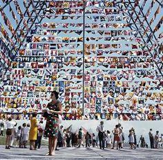 Arnold Odermatt: Œuvres, Lausanne 64 C-Print, Lausanne, Interesting Information, World's Fair, Work Inspiration, Installation Art, Underwater, Sailing, Art Photography, Photos