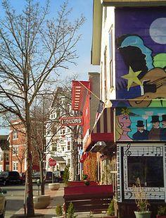 Allentown, Buffalo, NY