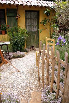 Shabby soul: Sunday garden