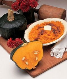 Squash Winter Buttercup | Garden Seeds and Plants