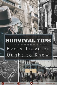 The Urban Traveler's Guide to Safe Travel! | Tarriss Travel Gear | #traveltips #travelsafety